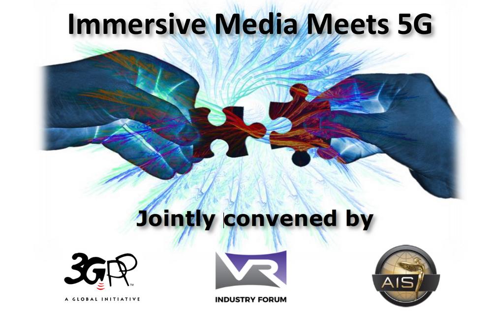 2nd VR Ecosystems & Standards Workshop – VRIF